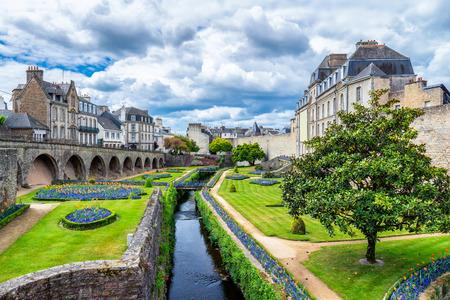 Les plus beaux lieux de balades romantiques à Vannes.