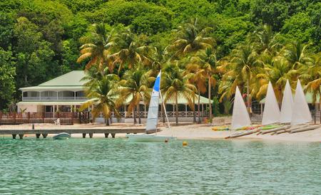 Des idées de balades romantiques à Pointe-à-Pitre, en Guadeloupe.