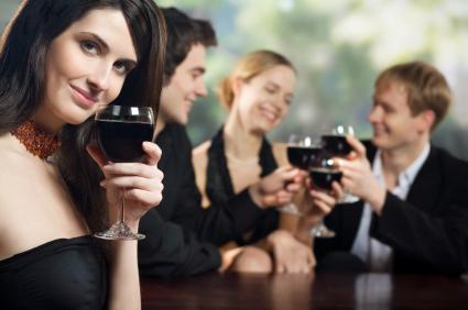 Le wine-dating : l'oenologie comme outil de séduction.