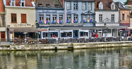Amiens, ville magique de Picardie.