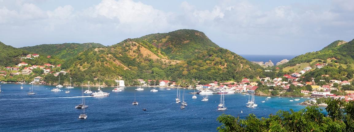Des idées de balades romantiques à Fort-de-France, en Martinique.