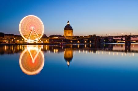 De belles promenades en amoureux en Haute-Garonne, à Toulouse.