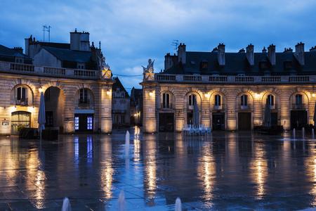De jolies promenades en amoureux à Dijon.