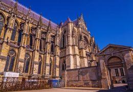 Reims, des lieux romantiques pour les amoureux.