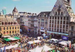 Les plus jolis lieux de promenade romantique en Hauts-de-France, Lille.