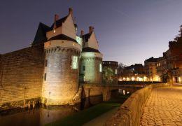 De belles balades romantique à Nantes (Loire-Atlantique).