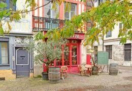 De beaux lieux touristiques à Rouen pour des balades romantiques.