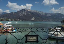 Les plus beaux lieux romantiques à Annecy.