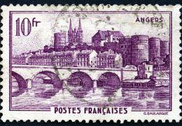 De beaux endroits pour une promenade romantique à Angers.