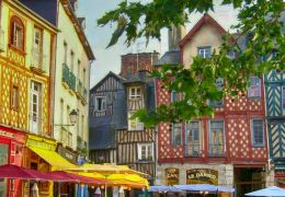 Les plus belles balades en amoureux à Rennes.