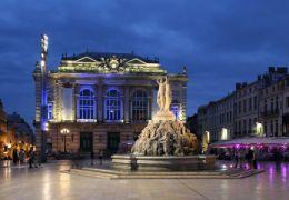 Montpellier (Hérault) - les meilleures idées de promenades romantiques.