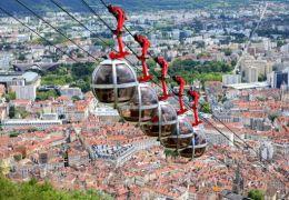 Les plus beaux lieux romantiques à Grenoble.