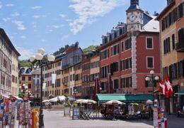 Les plus beaux lieux romantiques à Chambéry.